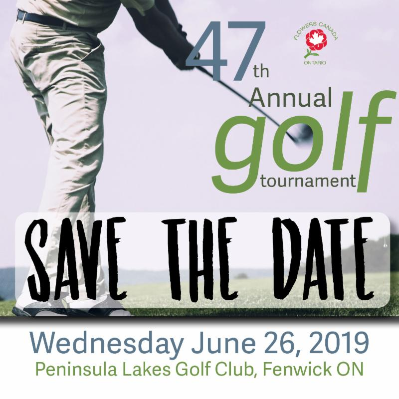 FCO golf date 2019