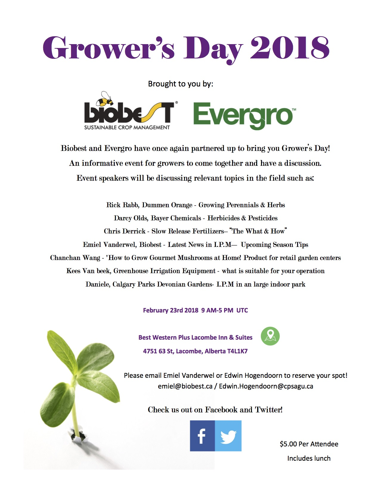 Biobest Evergro Growers Day 2018 002 dragged