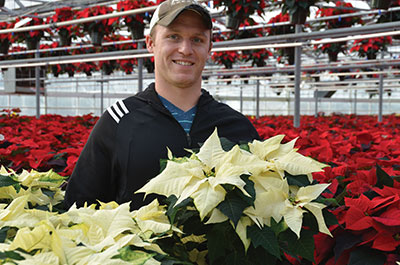 Paul Vos of Foxwood Greenhouses