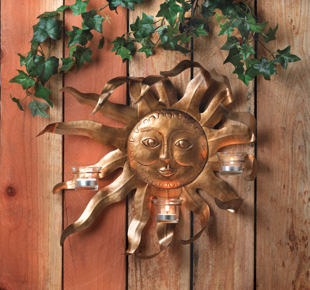 garden_decor_accents_smiling_sun_candle_sconce