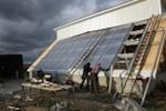 Renewable greenhouse
