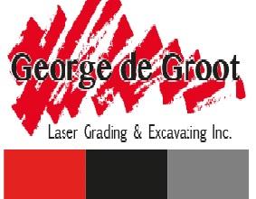 George de Groot Laser Grading & Excavating Inc.
